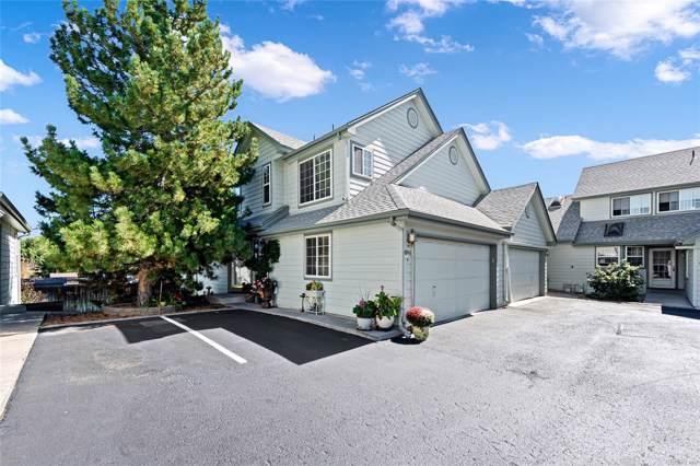 4968 S Nelson Street D, Littleton, CO 80127 (MLS #8699222) :: 8z Real Estate