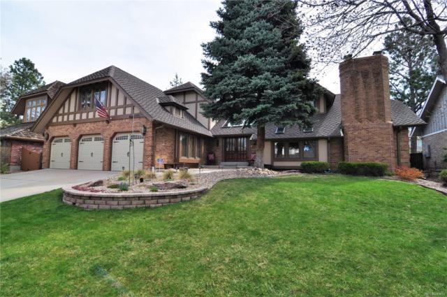 5756 S Pagosa Way, Centennial, CO 80015 (#8699365) :: Bring Home Denver