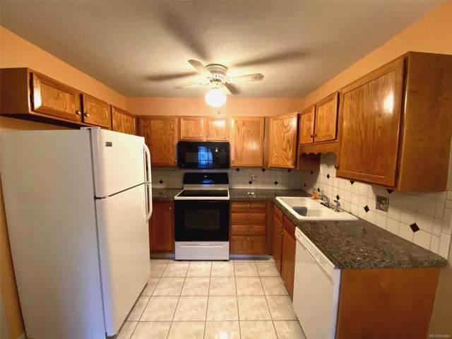 13626 E Bates Avenue #302, Aurora, CO 80014 (MLS #8699366) :: 8z Real Estate