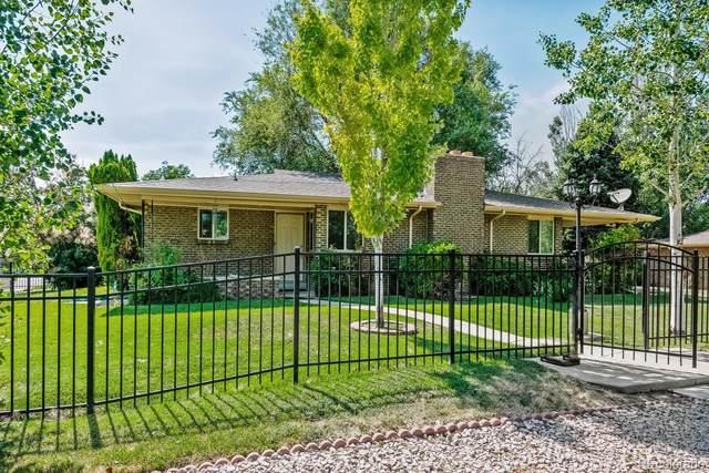 2841 E Colorado Avenue, Denver, CO 80210 (#8699422) :: Kimberly Austin Properties
