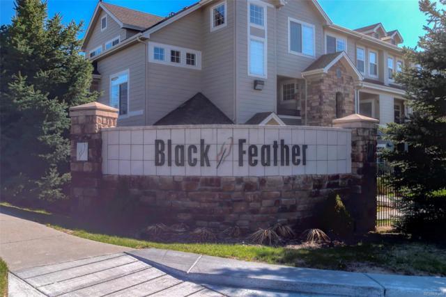 452 Black Feather Loop #611, Castle Rock, CO 80104 (#8699539) :: Wisdom Real Estate