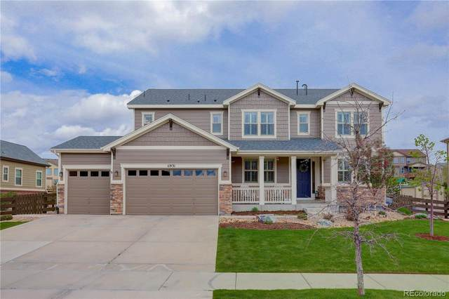 11931 S Meander Way, Parker, CO 80138 (#8699702) :: Berkshire Hathaway HomeServices Innovative Real Estate