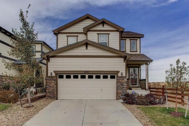 21787 E Layton Drive, Aurora, CO 80015 (#8699708) :: 5281 Exclusive Homes Realty