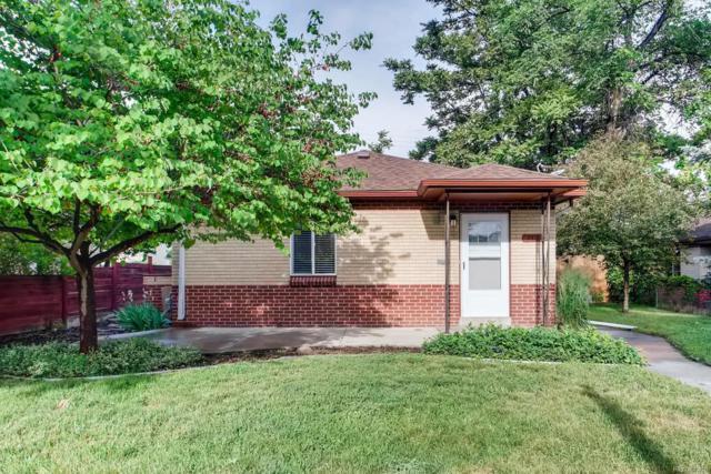 2418 S Corona Street, Denver, CO 80210 (MLS #8700182) :: 8z Real Estate