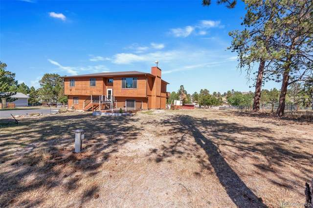 251 Ponderosa Lane, Elizabeth, CO 80107 (#8700284) :: Kimberly Austin Properties