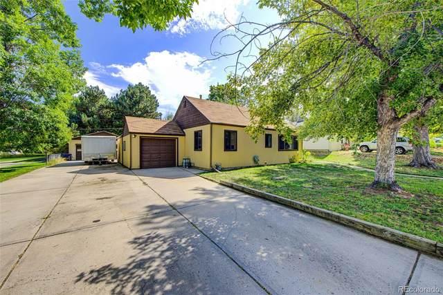 2520 S Race Street S, Denver, CO 80210 (MLS #8700427) :: Kittle Real Estate