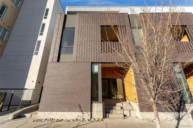 3233 Tejon Street #101, Denver, CO 80211 (#8700567) :: Venterra Real Estate LLC