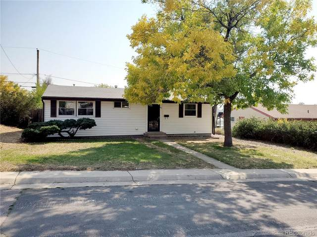 480 Cragmore Street, Denver, CO 80221 (MLS #8700962) :: 8z Real Estate