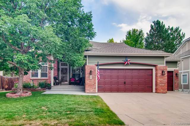 2838 S Fig Street, Lakewood, CO 80228 (#8701204) :: James Crocker Team
