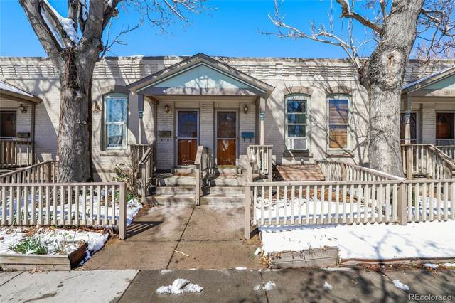 3445 Mariposa Street, Denver, CO 80211 (#8701511) :: The Artisan Group at Keller Williams Premier Realty