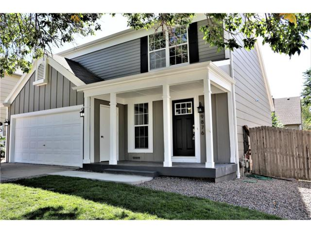 9876 Fairwood Street, Littleton, CO 80125 (#8701596) :: The Sold By Simmons Team
