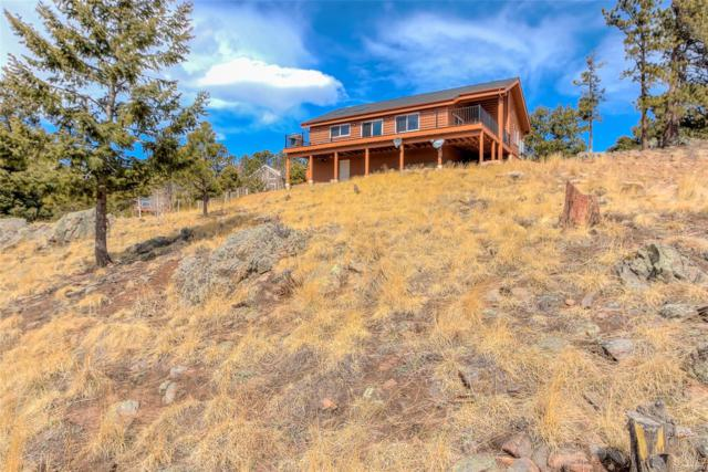 18 Hilltop Drive, Bailey, CO 80421 (#8701784) :: The Peak Properties Group
