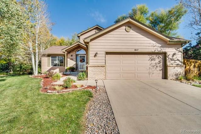 847 Amber Court, Windsor, CO 80550 (#8702062) :: Kimberly Austin Properties
