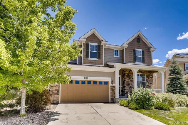 7188 S Little River Court, Aurora, CO 80016 (#8702337) :: Mile High Luxury Real Estate