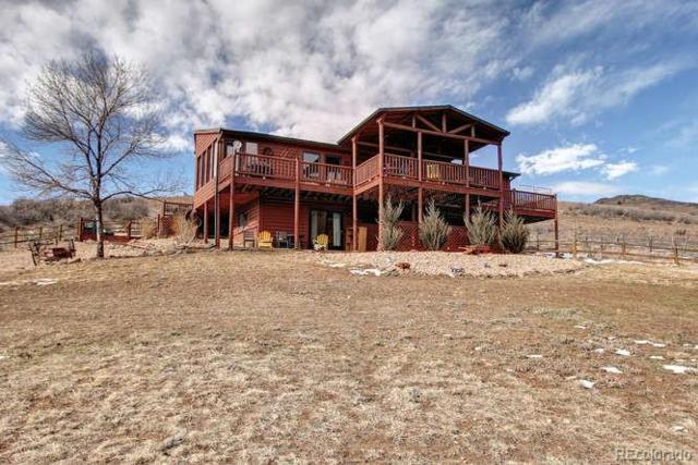 1625 Ponderosa Hill Road, Lyons, CO 80540 (MLS #8702632) :: Keller Williams Realty
