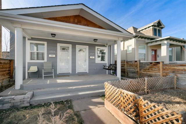 1515/1517 King Street, Denver, CO 80204 (#8703062) :: HomePopper
