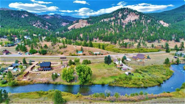 16774 Pine Valley Road, Pine, CO 80470 (#8703132) :: Berkshire Hathaway Elevated Living Real Estate