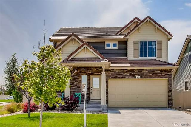 3418 Maplewood Lane, Johnstown, CO 80534 (#8703429) :: The DeGrood Team