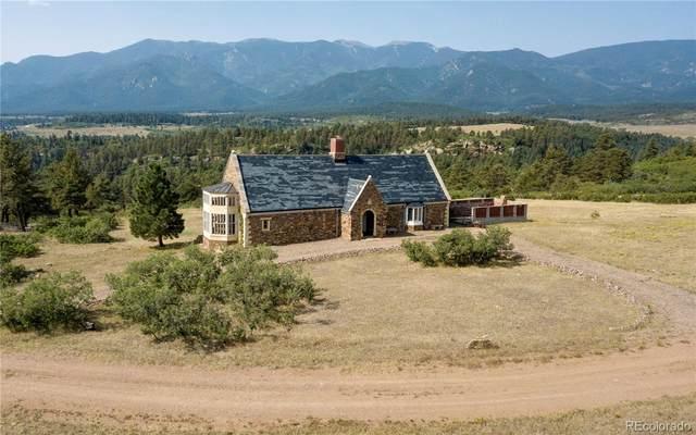 8230 Lone Bison Road, Rye, CO 81069 (MLS #8704399) :: 8z Real Estate