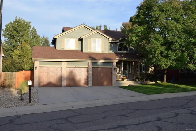 6452 Quartz Circle, Arvada, CO 80007 (#8704854) :: Wisdom Real Estate