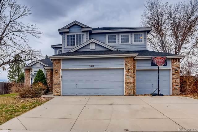 5819 S Danube Street, Aurora, CO 80015 (MLS #8704987) :: 8z Real Estate