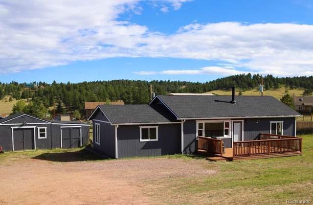 139 Trout Haven Road, Florissant, CO 80816 (#8705322) :: The Peak Properties Group