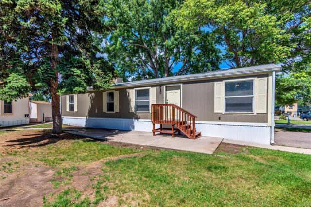 3650 S Federal Boulevard #34, Englewood, CO 80110 (#8705334) :: The Peak Properties Group