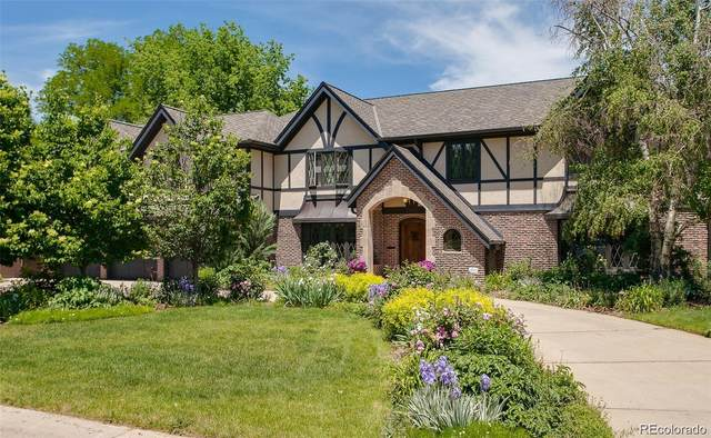 3445 Belcaro Lane, Denver, CO 80209 (#8705355) :: The Heyl Group at Keller Williams