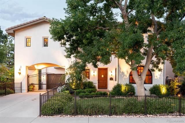 222 S Jasmine Street, Denver, CO 80224 (#8705595) :: Finch & Gable Real Estate Co.