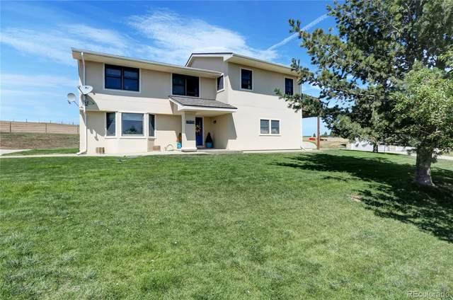 41823 London Drive, Parker, CO 80138 (MLS #8706001) :: 8z Real Estate