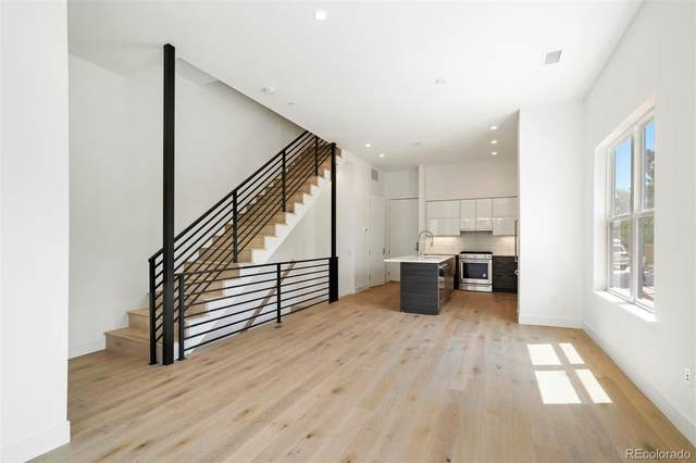 715 S Logan Street, Denver, CO 80209 (#8706161) :: Chateaux Realty Group