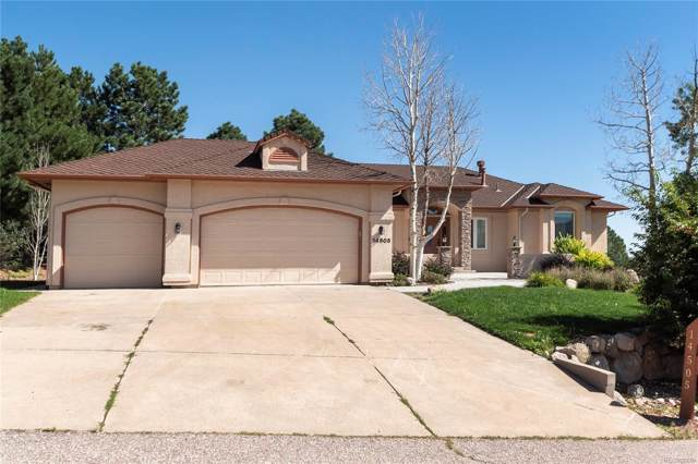 14505 Latrobe Drive, Colorado Springs, CO 80921 (#8706419) :: The DeGrood Team