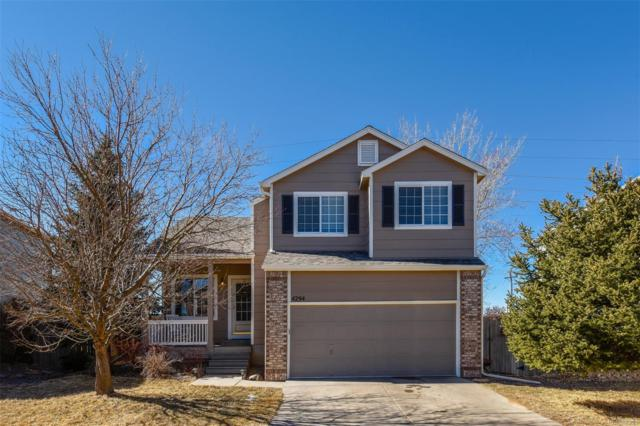 4294 Decatur Avenue, Castle Rock, CO 80104 (#8706916) :: The Peak Properties Group