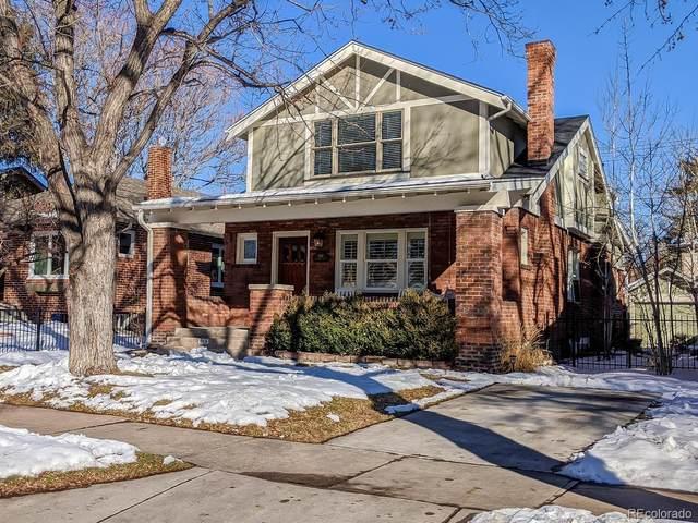 860 S Vine Street, Denver, CO 80209 (#8707126) :: Berkshire Hathaway Elevated Living Real Estate
