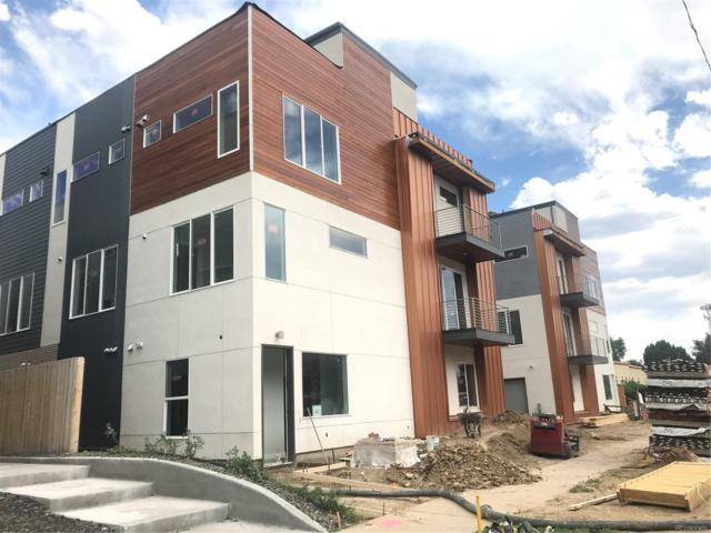 1836 Grove Street #107, Denver, CO 80204 (#8707241) :: Hometrackr Denver