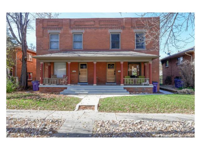 1347 Steele Street, Denver, CO 80206 (#8707578) :: Wisdom Real Estate