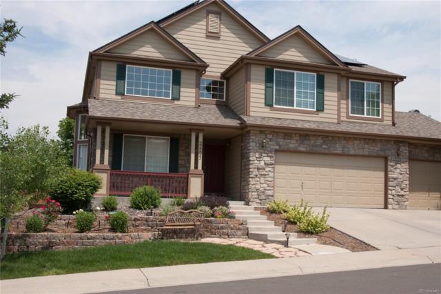22293 E Dorado Avenue, Aurora, CO 80015 (MLS #8707623) :: Kittle Real Estate