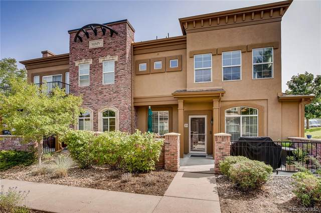 9589 Cedarhurst Lane B, Highlands Ranch, CO 80129 (#8707870) :: Chateaux Realty Group