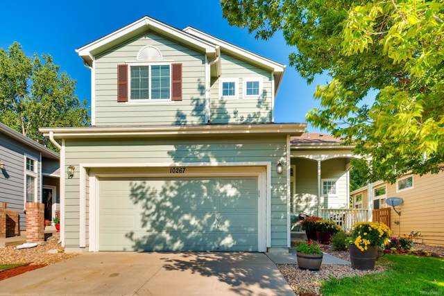 10267 Spotted Owl Avenue, Highlands Ranch, CO 80129 (MLS #8708417) :: 8z Real Estate
