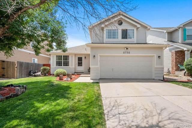 2732 E 132nd Place, Thornton, CO 80241 (#8708512) :: Compass Colorado Realty