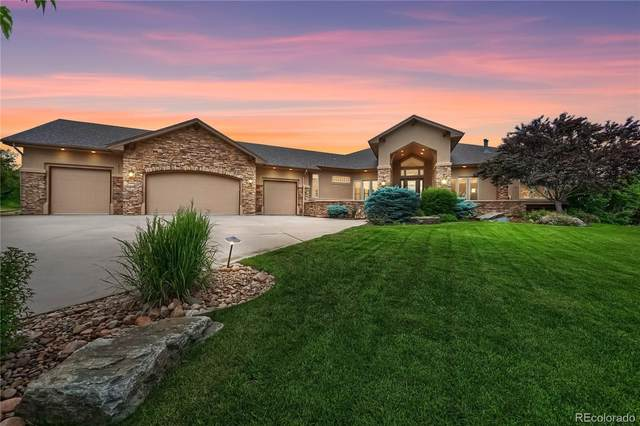 1712 Wildfire Circle, Castle Rock, CO 80104 (#8708638) :: Bring Home Denver with Keller Williams Downtown Realty LLC
