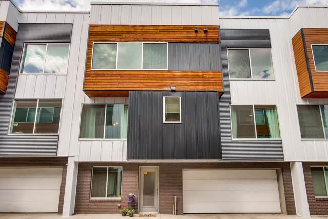 3336 Tejon Street #3, Denver, CO 80211 (#8708809) :: The DeGrood Team