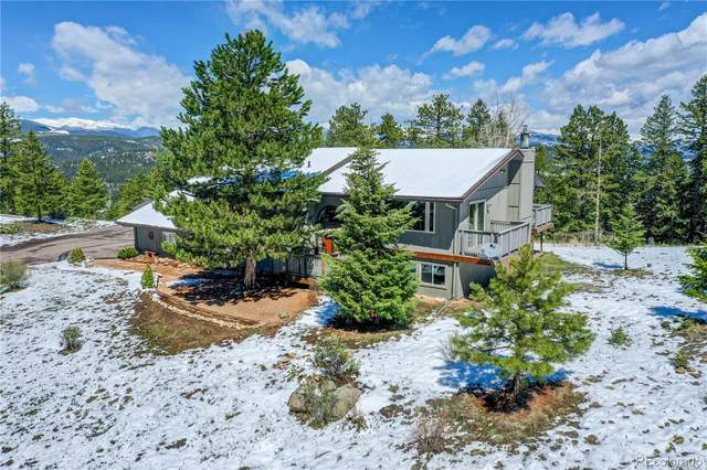 26872 Chipmunk Drive, Evergreen, CO 80439 (#8708981) :: The Colorado Foothills Team | Berkshire Hathaway Elevated Living Real Estate