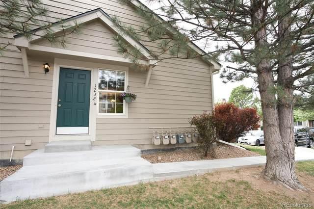 1232 S Waco Street A, Aurora, CO 80017 (#8709784) :: The HomeSmiths Team - Keller Williams