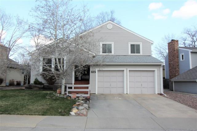 8272 Jellison Street, Arvada, CO 80005 (#8709846) :: House Hunters Colorado