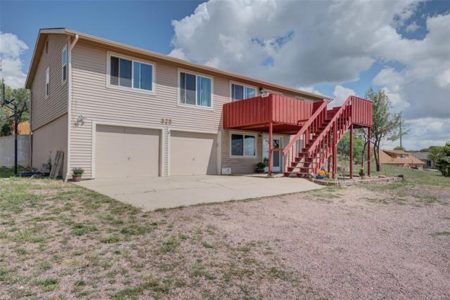 825 Circle Road, Palmer Lake, CO 80133 (#8710917) :: Wisdom Real Estate