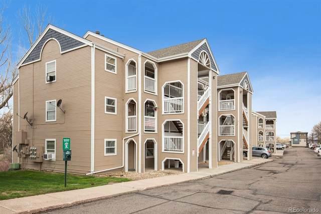 1183 S Gilbert Street E101, Castle Rock, CO 80104 (MLS #8711560) :: 8z Real Estate