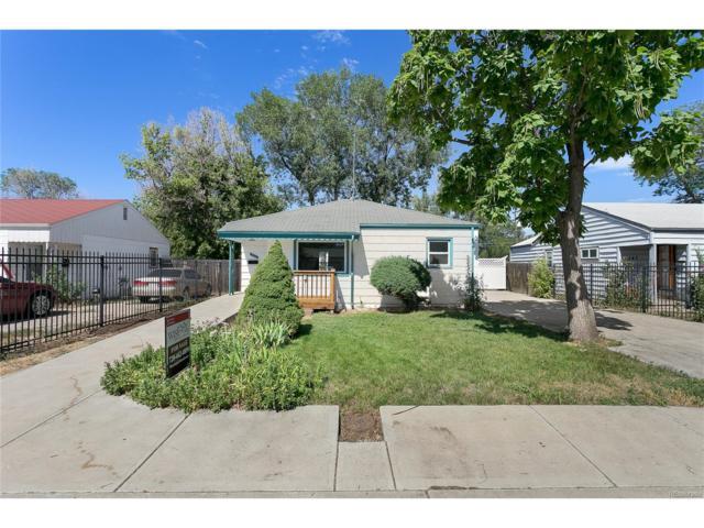 159 S 12th Avenue, Brighton, CO 80601 (MLS #8711564) :: 8z Real Estate
