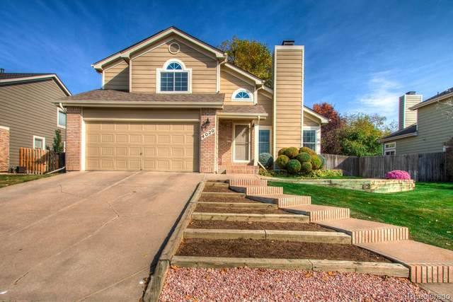 4020 Stoney Creek Drive, Fort Collins, CO 80525 (#8711833) :: The Griffith Home Team