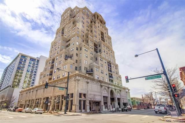 300 W 11th Avenue 4I, Denver, CO 80204 (#8711836) :: Hudson Stonegate Team